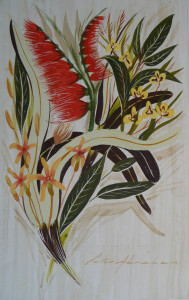 Study of Australian Wildflowers II