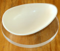 Untitled Dish on Clear Base