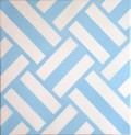 Pale Blue Lattice